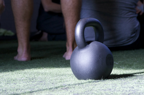 StrongFirst kettlebell certification