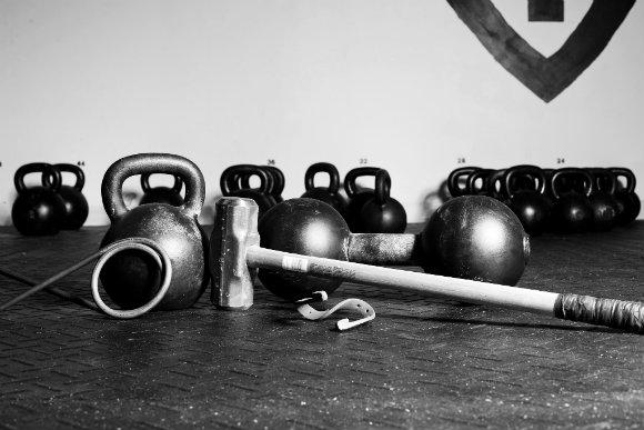 strongman equipment