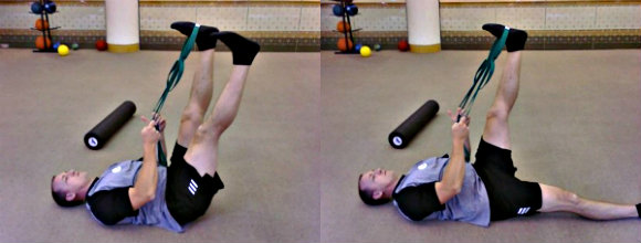 Active Straight Leg Raise (ASLR) FMS