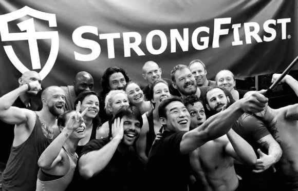 StrongFirst community