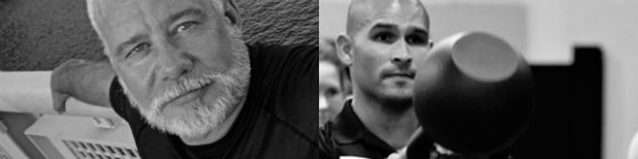 Gary Music and Hector Gutierrez, Jr