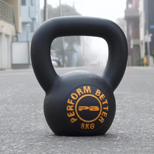 StrongFirst Kettlebell 8 kg by Perform Better