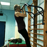 Your First Pull-Up: A How-To for Senior-Aged Women