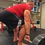 Doc Hartle's Triceps Brachii in the Deadlift