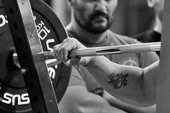 1RM Strength Training