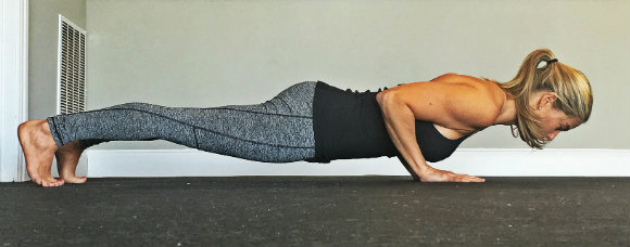 One Good Rep: How to Perform the Perfect Push-up - StrongFirst