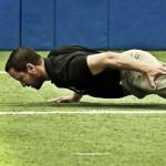 Unlocking the one-arm push-up