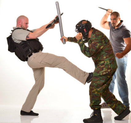 Combat Mindset of Krav Maga Global