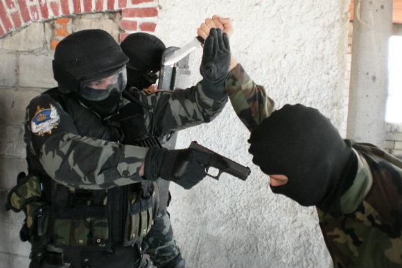 Combat Mindset of Krav Maga Global