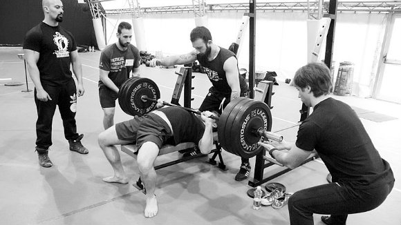 StrongFirst Bench Press