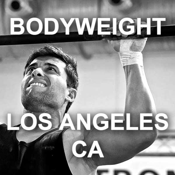 StrongFirst bodyweight course Los Angeles, CA