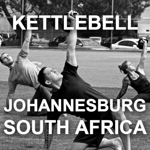 Strongfirst kettlebell course Johannesburg, South Africa
