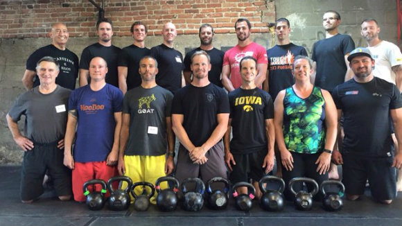 Mark Snow Kettlebell Course