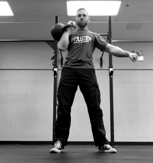 Developing Overhead Strength