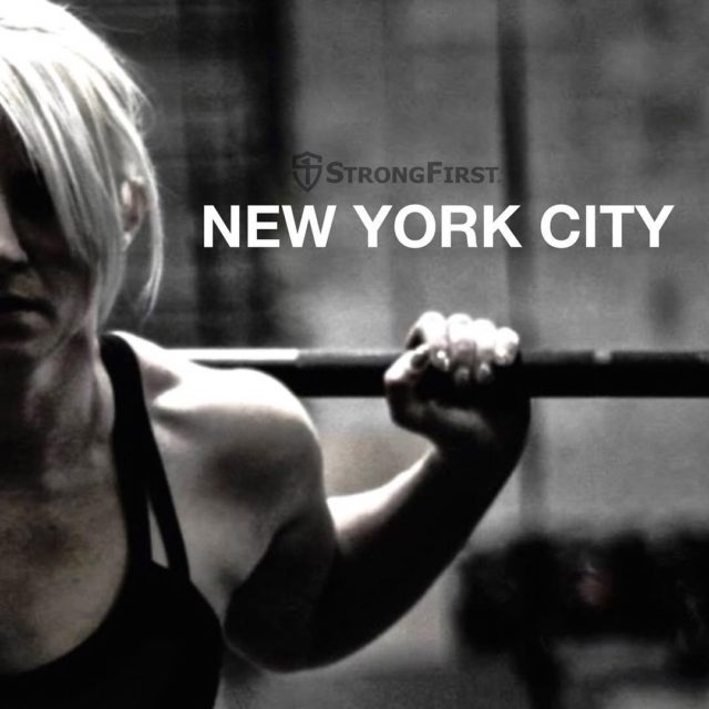 StrongFirsts Barbell Certification is coming to New York City Augusthellip