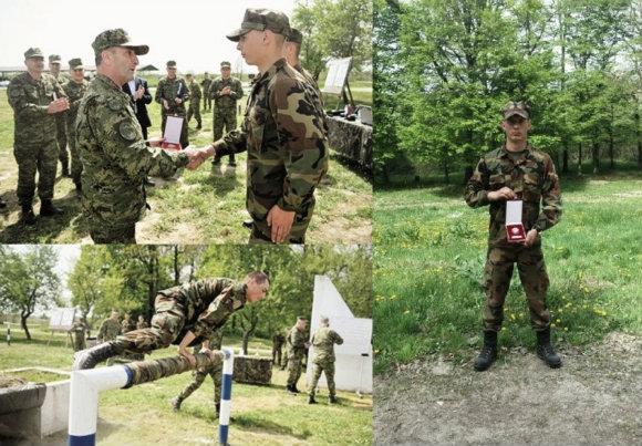 Croatian Army Training Program
