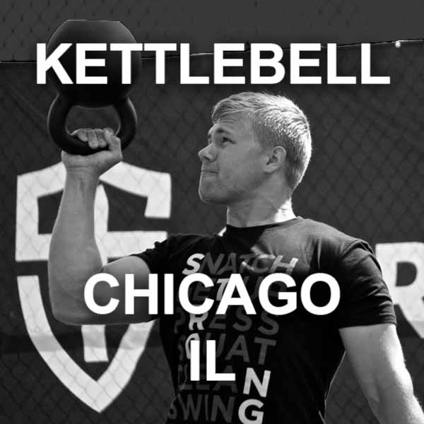 StrongFirst Kettlebell instructor certification level II in Chicago, Illinois