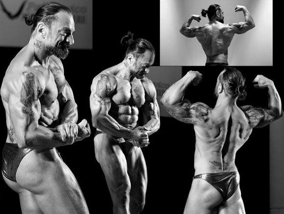 Fabio Zonin Bodybuilding