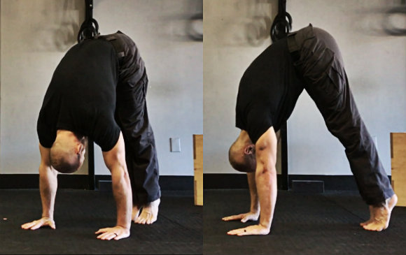 Stacked Pike Hold Progression