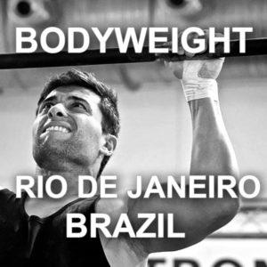 BW - Rio de Janeiro Brazil