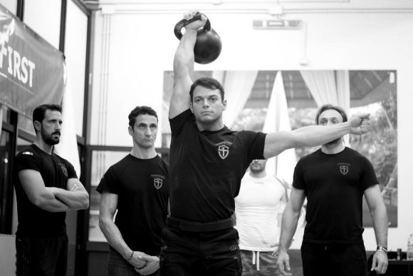 My Research Into the Kettlebell Military Press
