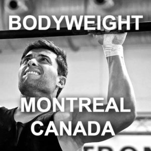BW - Montreal Canada