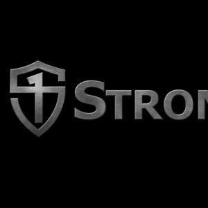 StrongFirst vinyl banner 3 by 10