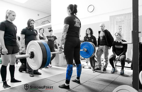 Deadlift: To Stop or To Go