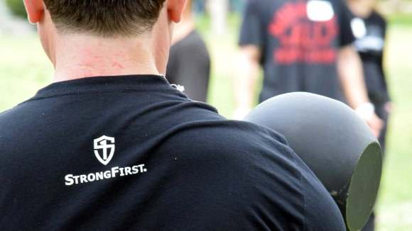 StrongFirst Logo Shirt
