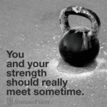 Were good at introductions kettlebell strength StrongFirst