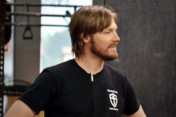 Eric Frohardt Thank You, StrongFirst