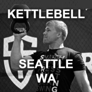 StrongFirst Kettlebell instructor certification level II in Seattle, Washington