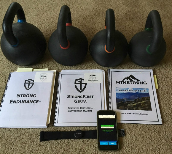 How HRV, A+A Training, and StrongFirst Endurance Protocols Can Improve Your Ski Season
