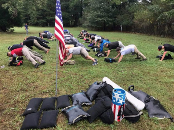 GORUCK isn't just rucking.