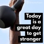 It just is And we can help StrongFirst
