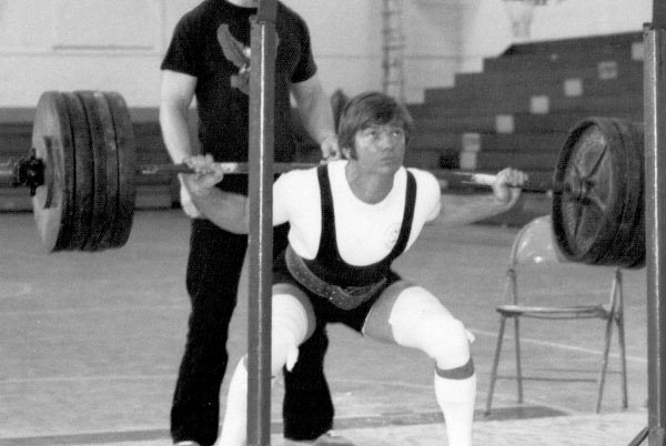 Judd squat