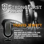 Podcast Episode #03: Travis Jewett