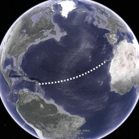 TWAC-row-route-3000-miles