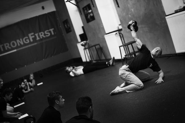 StrongFirst Resilient Workshop instruction by Pavel Macek