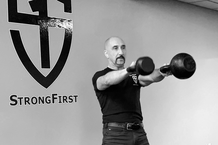 Get Stronger with Odd-load Kettlebell Training | StrongFirst