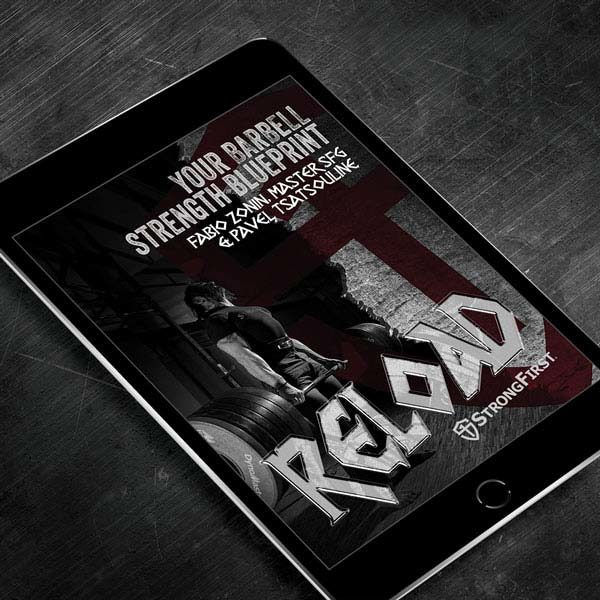 Buy online, Reload by StrongFirst