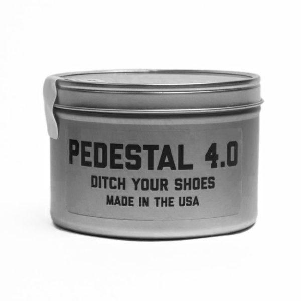 Pedestal-Footwear-Tin