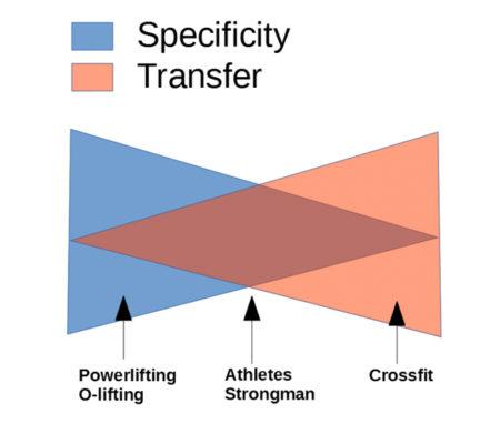 Specificity-Transfer