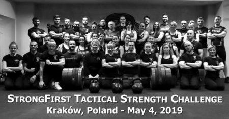 TSC  spring 2019 Krakow
