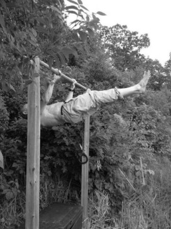 Cole Summers front lever