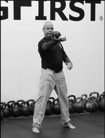 Cole Summers Kettlebell Drill