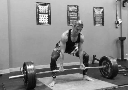 Jackie Michaels TSC 425lb deadlift