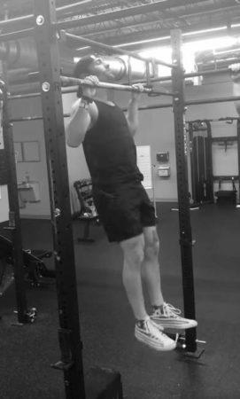 Ryan Patrick TSC pull-ups