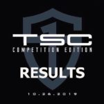 TSC 2019 Competition Edition Results