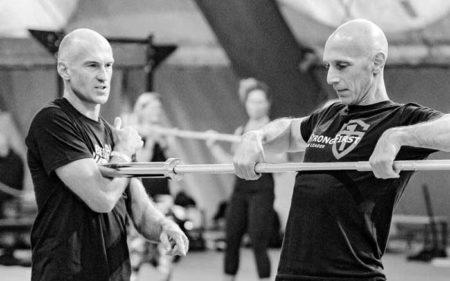 Pavel teaching O-Lifting